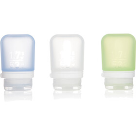 humangear GoToob 53ml 3 kpl, transparent/green/blue